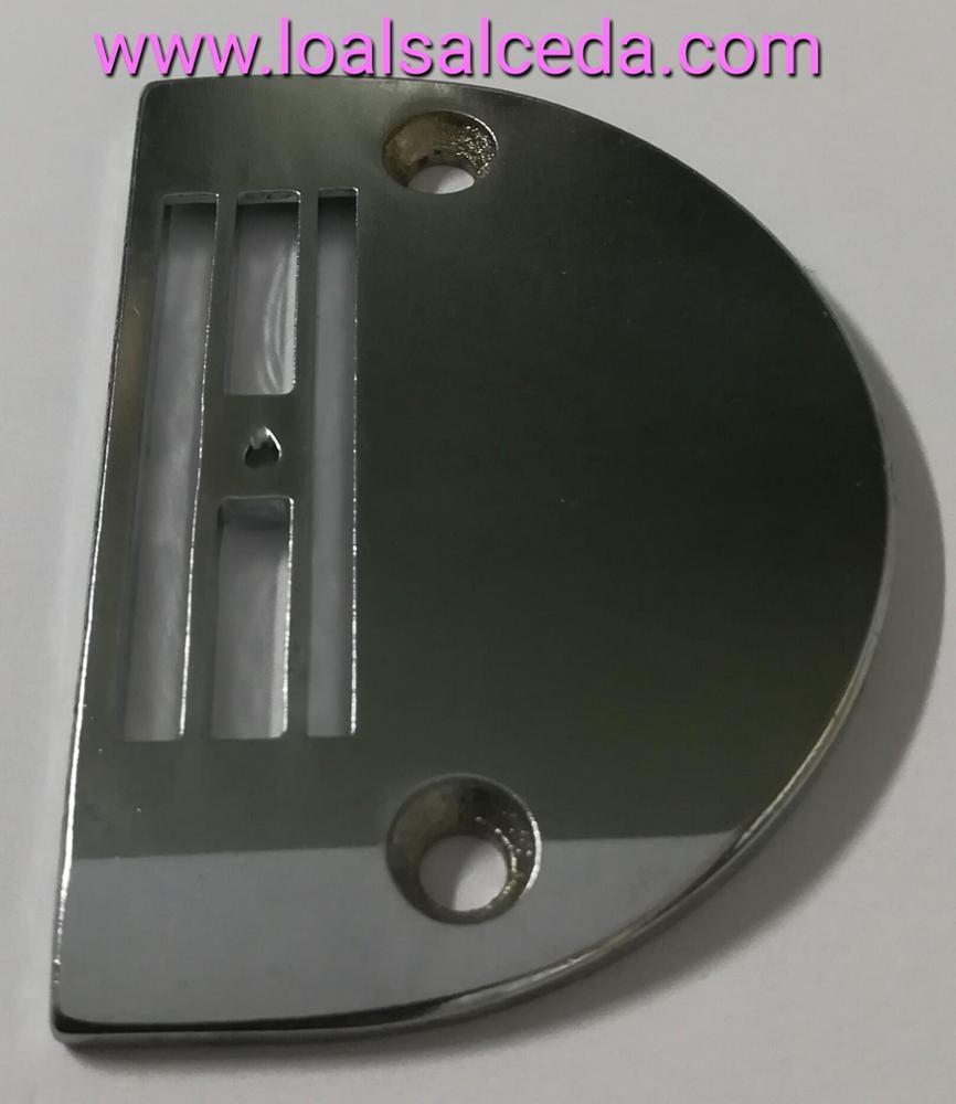 placa de aguja refrey 923747 , 923747, placa de aguja