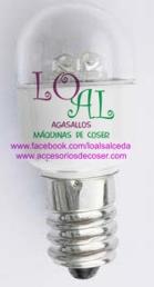 BOMBILLA DE ROSCA LED