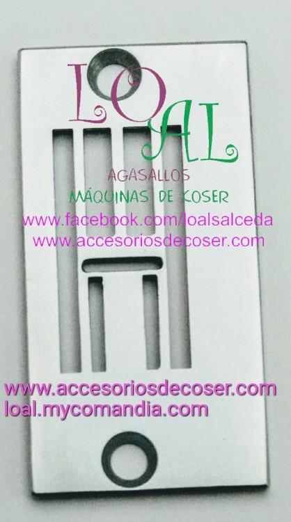 Placa aguja Singer 20U 541936
