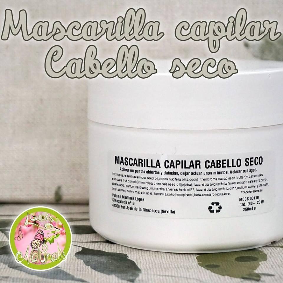 LN Mascarilla Capilar Cabello Muy Seco (250ml)