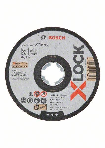 Bosch Disco Corte Fino XLock