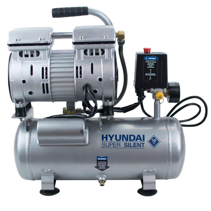 Hyundai Compresor HYAC06-07 Silencioso