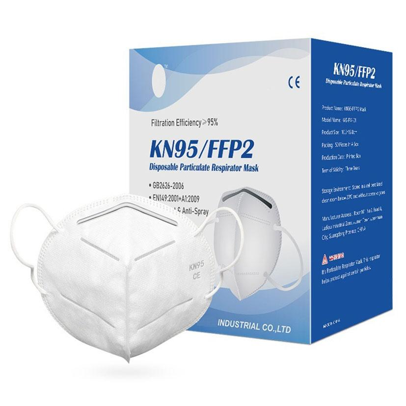 Mascarilla KN95 FP2