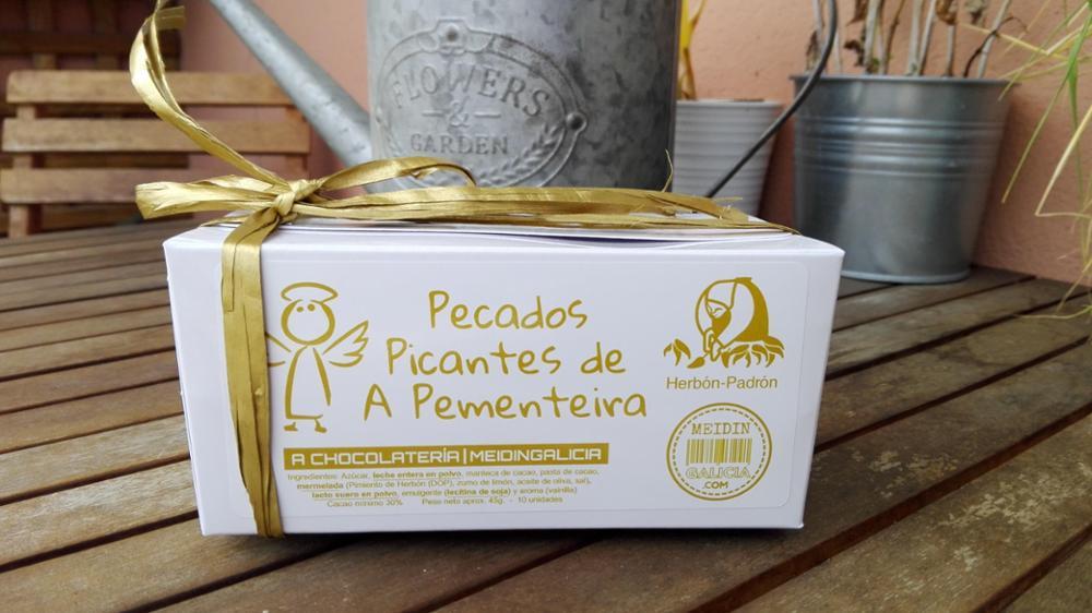 MEIDINGALICIA PECADOS PICANTES DE A PEMENTEIRA