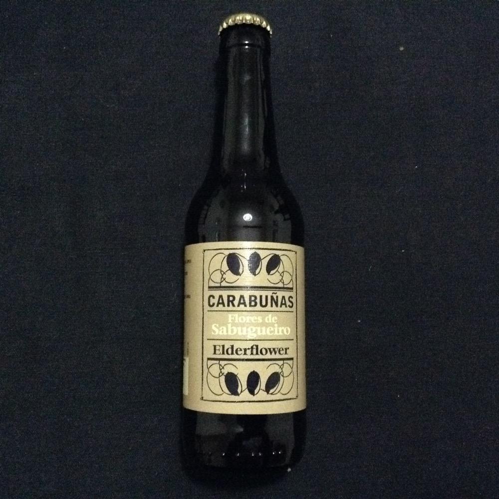 CARABUÑAS SABUGUEIRO Cerveza de Flor de Súco