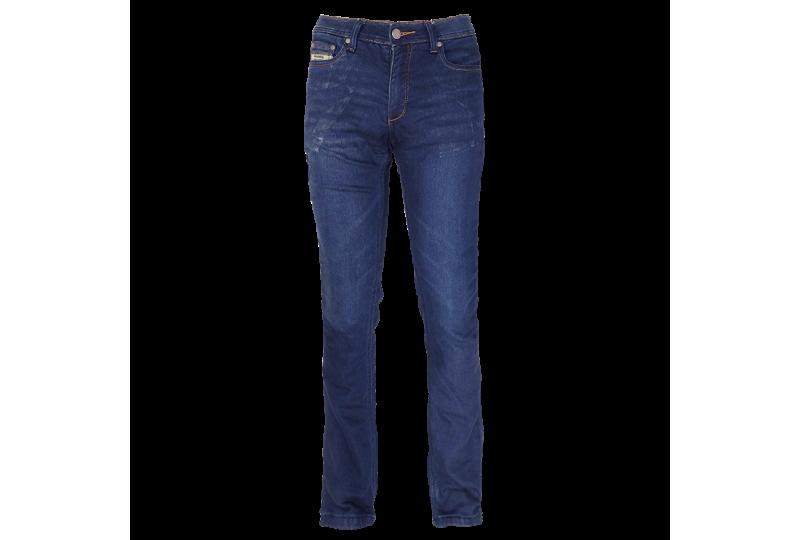 ON BOARD Jeans Hombre KEVLAR BASE - 01 azul + Protecciones