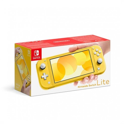 Nintendo Switch Lite Consola Amarillo