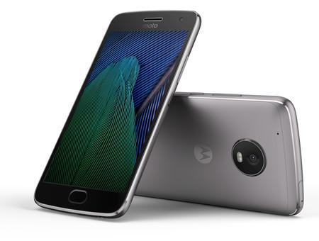MOTOROLA Moto G5 Plus Dual SIM XT1685 Libre