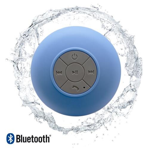 UNOTEC 4Shower Altavoz Bluetooth Ducha Azul