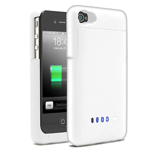 UNOTEC Batería Funda Para iPhone 4/4S
