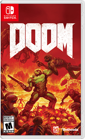 Nintendo Doom para Nintendo Switch