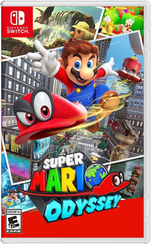 Nintendo Super Mario Odyssey para Nintendo Switch