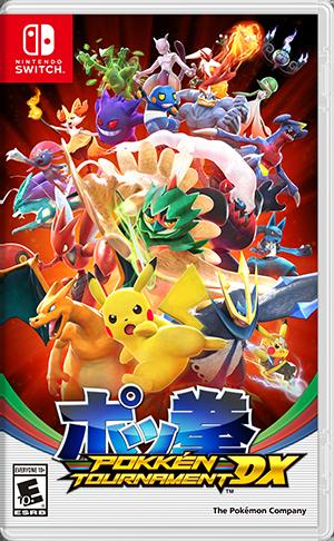 Nintendo Pokken Tournament DX para Nintendo Switch