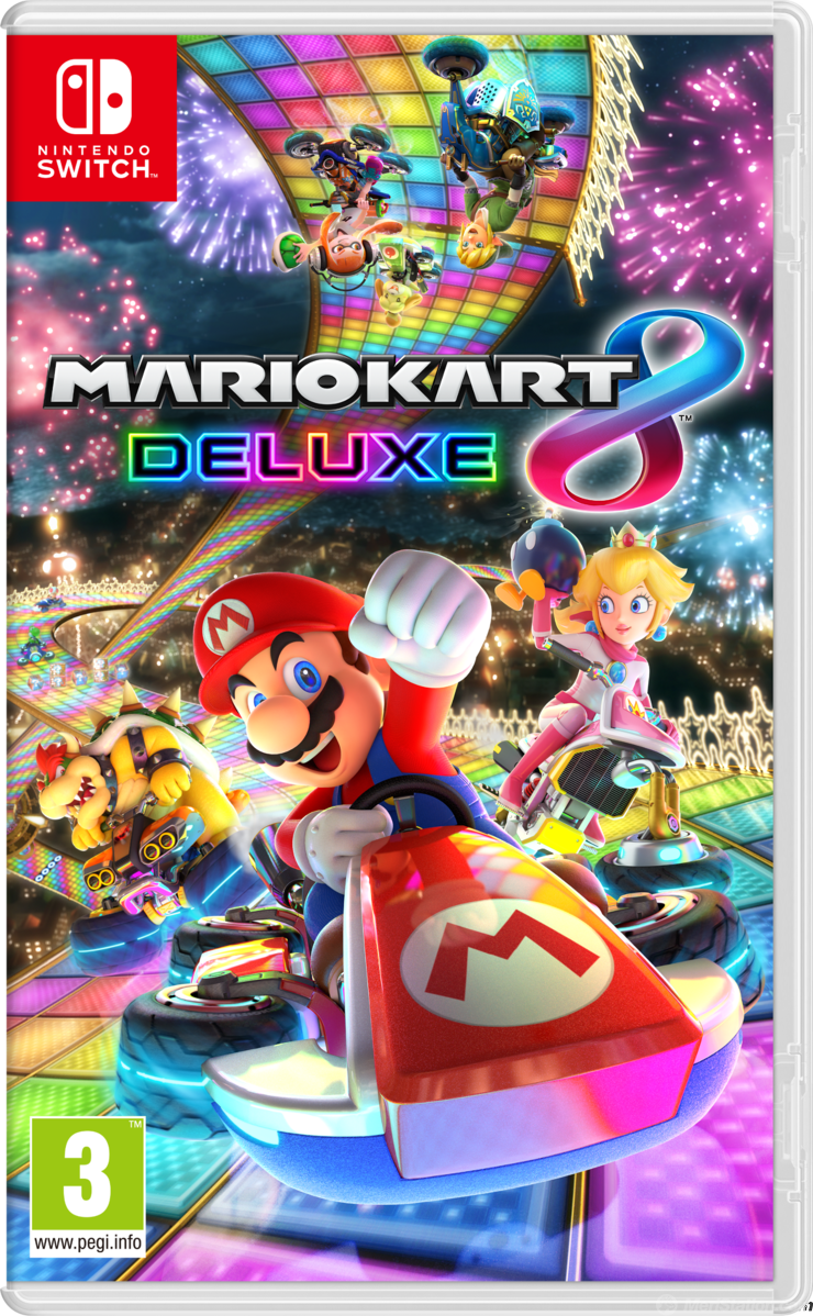 Nintendo Mario Kart 8 Deluxe para Nintendo Switch