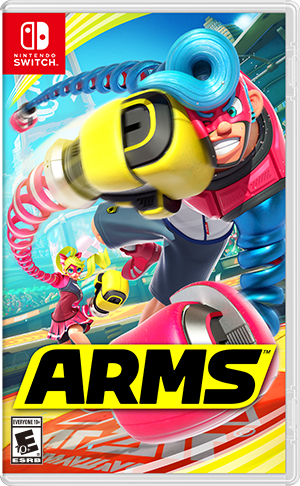 Nintendo Arms para Nintendo Switch