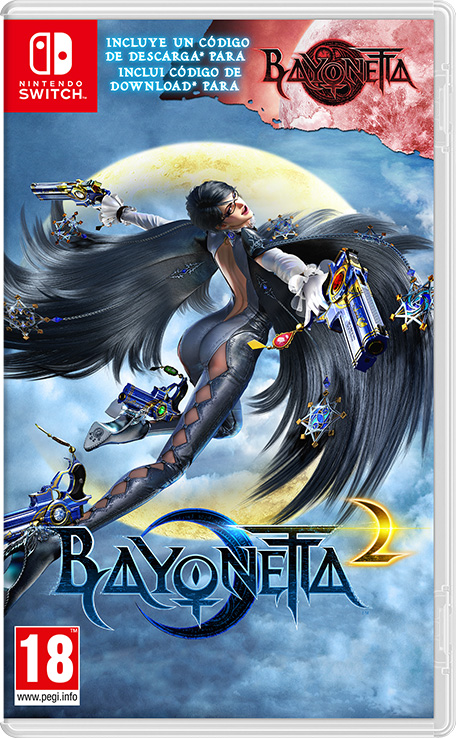 Nintendo Bayonetta 2 para Nintendo Switch