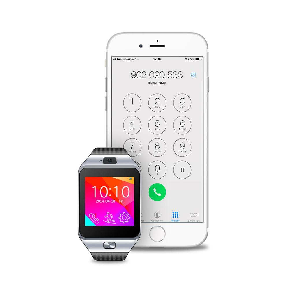 UNOTEC BT-CAM SmartWatch Reloj Bluetooth con Camara