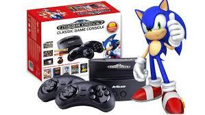 SEGA Mega Drive Classic Consola Retro