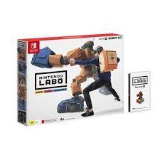 Nintendo LABO Kit Robot
