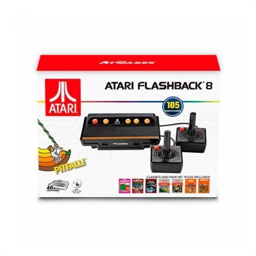 ATARI Classic Flashback 8 Consola Retro