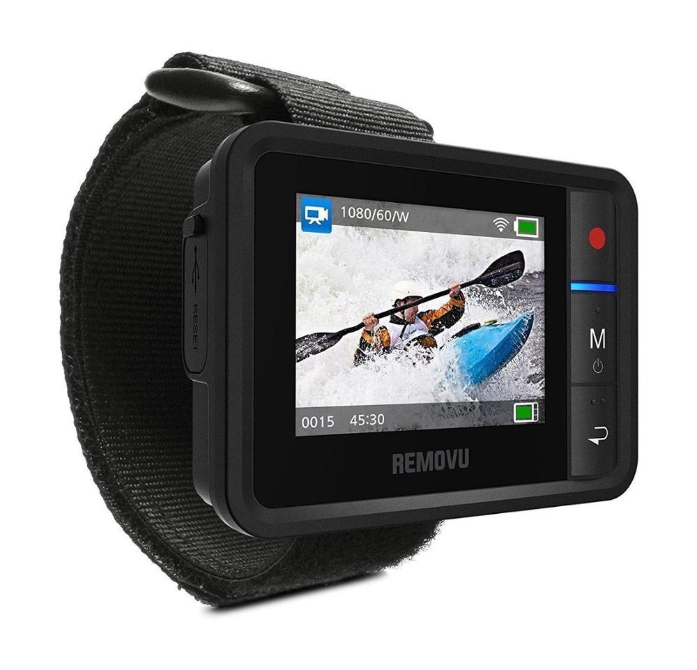 REMOVU R1+ Control Remoto con Pantalla para GoPro