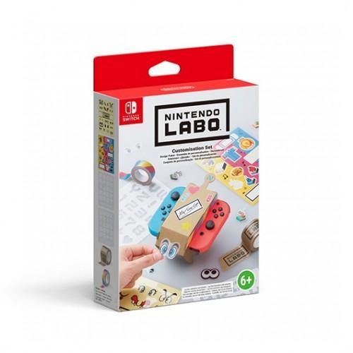 Nintendo Labo Kit Personalizacion para Nintendo Switch