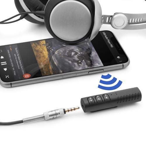 UNOTEC Conversor Bluetooth para Auriculares Jack