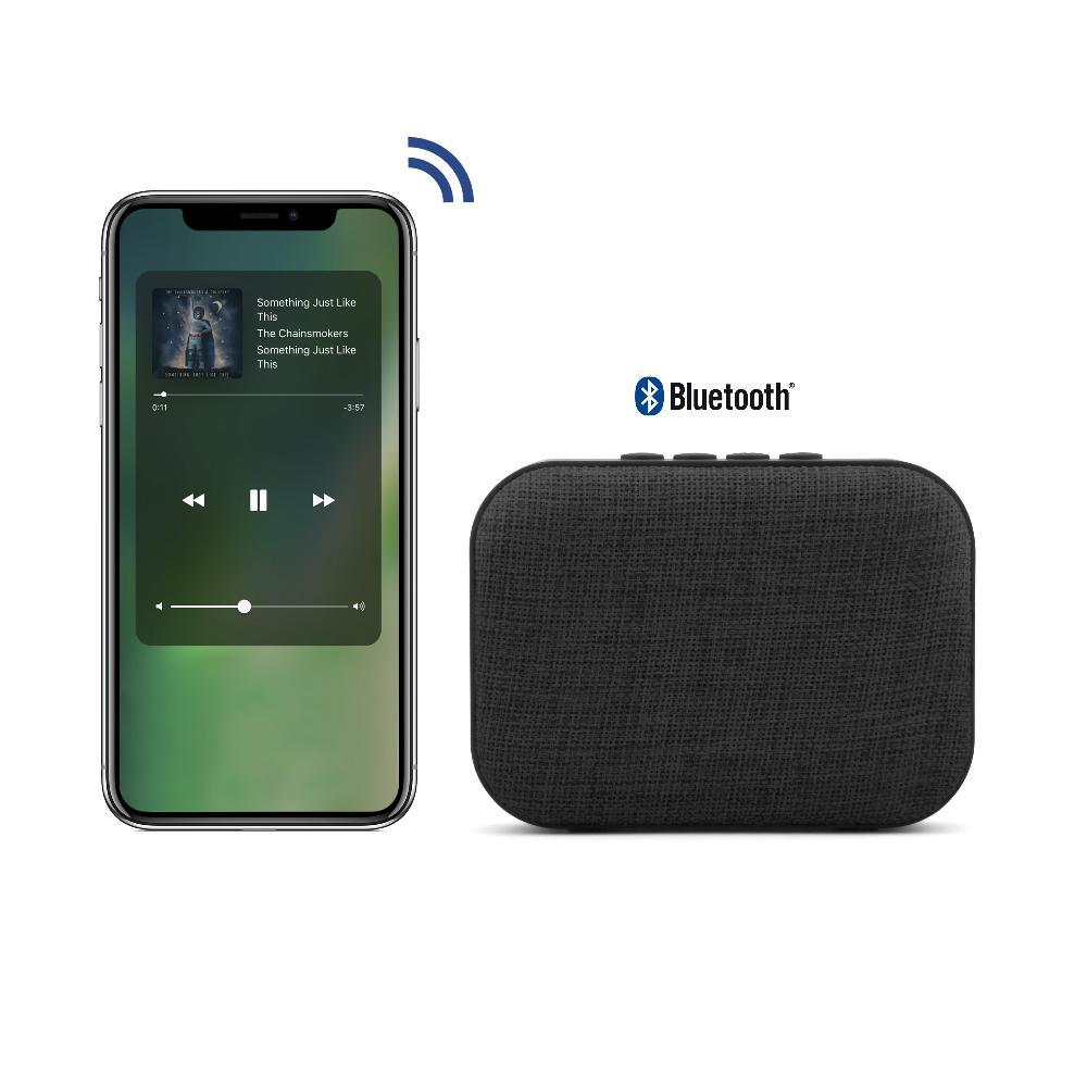 UNOTEC Clothy Altavoz Bluetooth