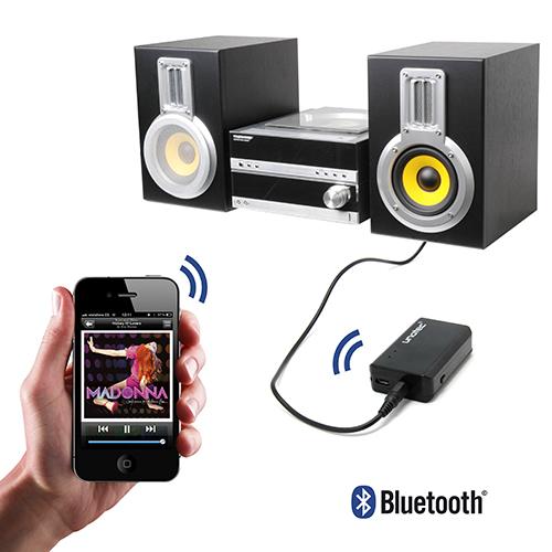 UNOTEC Airjack Transmisor Bluetooth
