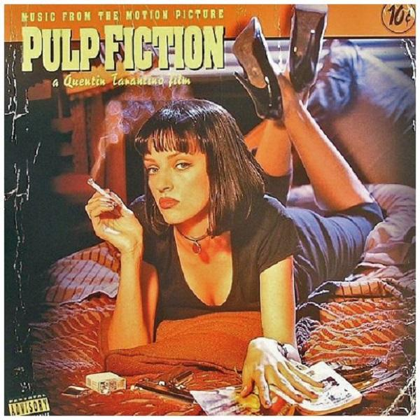 "Universal Music LP Bso ""Pulp fiction"""