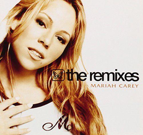 """Sony Music CD Mariah Carey """"The remixes"""" USA"""