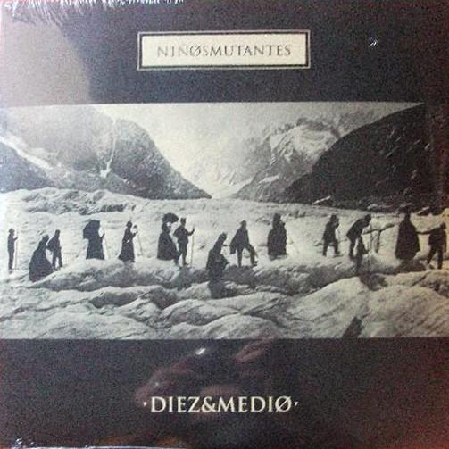 "EP 10'' NIÑOS MUTANTES ""DIEZ & MEDIO"""