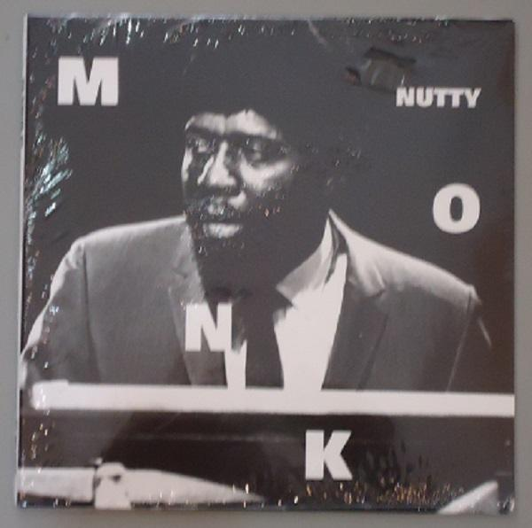 """SINGLE 7'' THELONIOUS MONK """"NUTTY"""""""