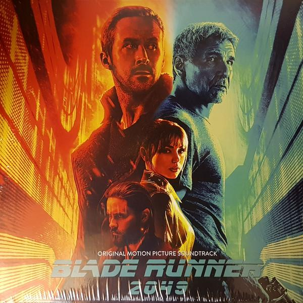 "Sony Music 2LP HANSS ZIMMER & BENJAMIN WALLFISCH ""BLADE RUNNER 2049"" (OST)"