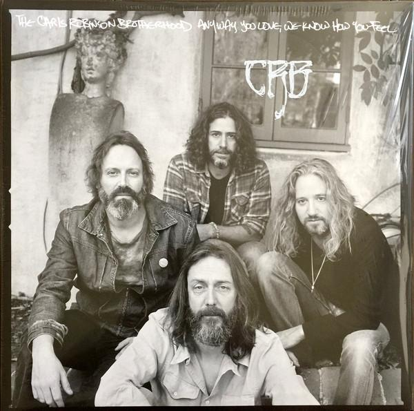 "2LP CHRIS ROBINSON BROTHERHOOD ""ANYWAY YOU LOVE, WE KNOW HOW YOU FEEL"""