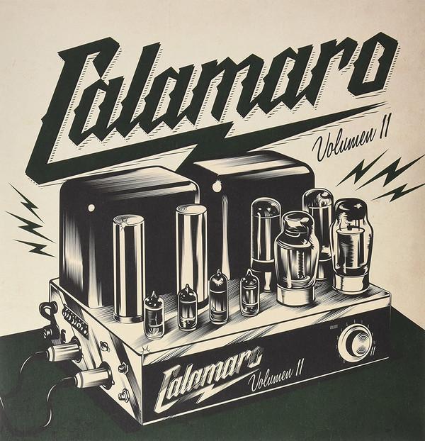 """LP ANDRÉS CALAMARO """"Volumen 11"""" 2LP"""