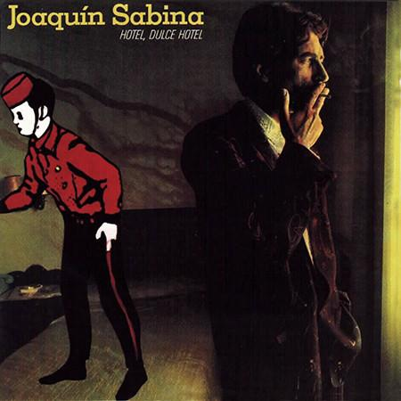 "Sony Music PICTURE DISC LP JOAQUÍN SABINA ""HOTEL DULCE HOTEL"""