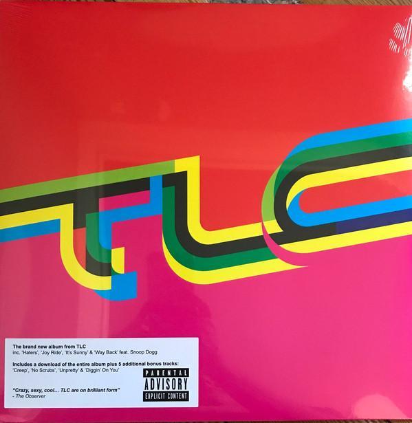 """LP TLC """"TLC"""""""
