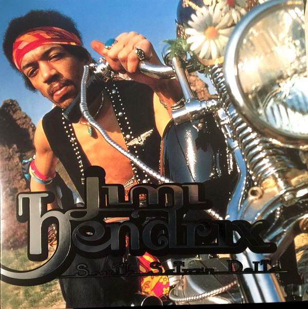 "Sony Music LP JIMI HENDRIX ""SOUTH SATURN DELTA"" 2LP"