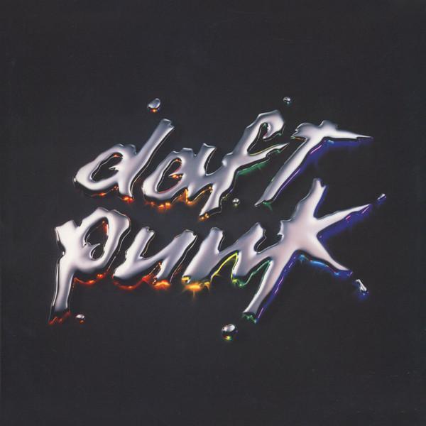 "LP DAFT PUNK ""DISCOVERY"" 2LP"