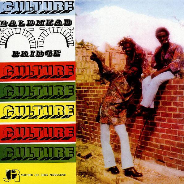 "LP CULTURE ""BALDHEAD BRIDGE"""