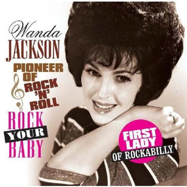 "LP WANDA JACKSON ""PIONEER OF ROCK AND ROLL"""