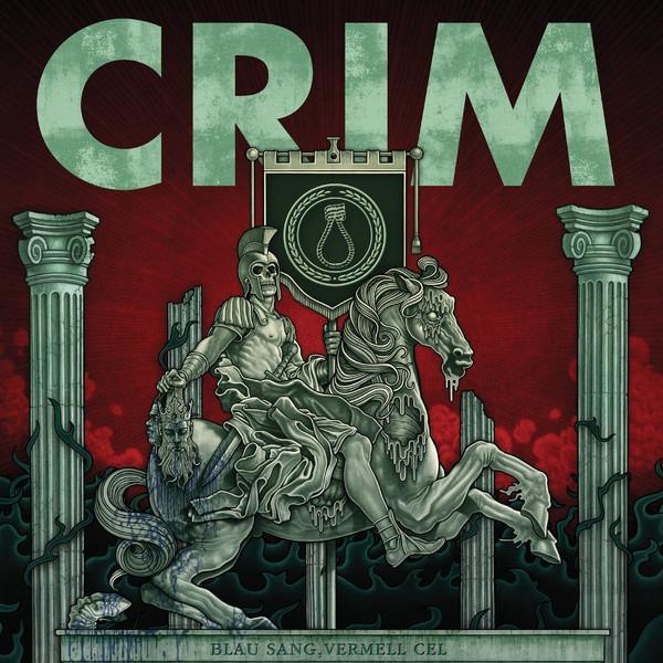 "LP CRIM ""Blau Sang, Vermell Cel"""