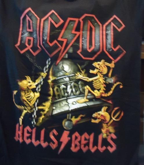 "CAMISETA AC/DC ""HELL BELLS"""