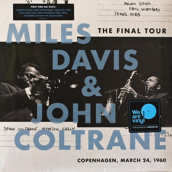 Sony Music LP MILES DAVIS & JOHN COLTRANE The Final Tour: Copenhagen, March 24, 1960