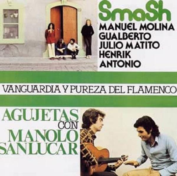 Sony Music LP SMASH / AGUJETAS Vanguardia Y Pureza Del Flamenco