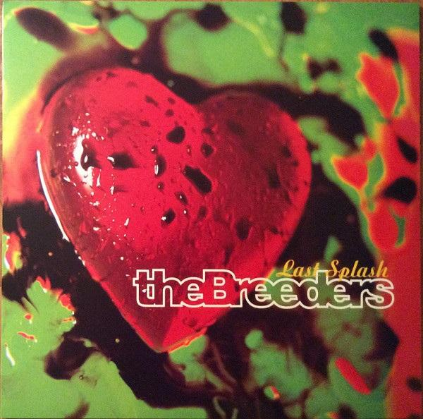 4AD LP The Breeders ‎– Last Splash