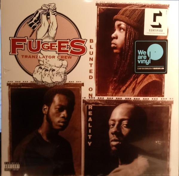 LP Fugees Tranzlator Crew ‎– Blunted On Reality