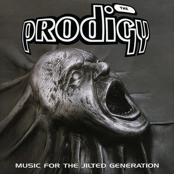 2LP The Prodigy ‎– Music For The Jilted Generation