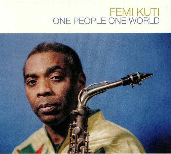 LP Femi Kuti – One People One World 2LP